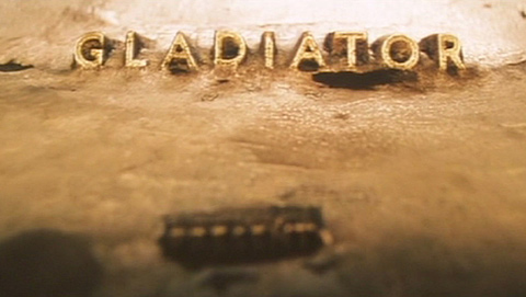 Gladiator - Title Sequence